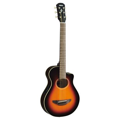 Yamaha APXT2OVS 3/4 Acoustic Guitar Old Violin Sunburst with Bag