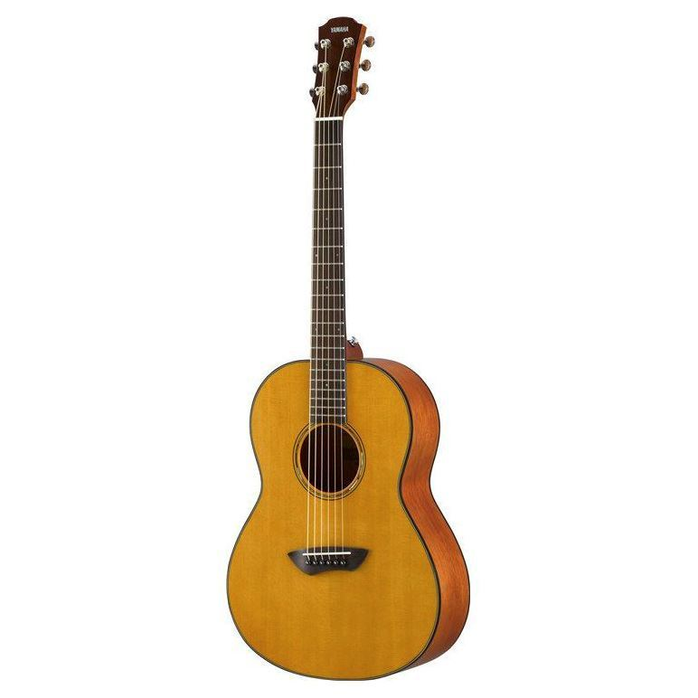 Yamaha CSF1M Folk Acoustic Electric Guitar - Vintage Natural