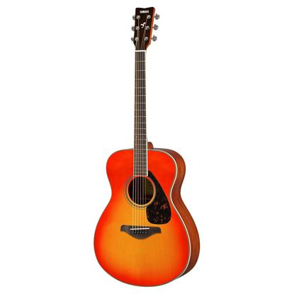 Yamaha FS820AB Acoustic Guitar Autumn Burst