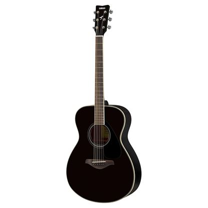 Yamaha FS820BL Acoustic Guitar Black