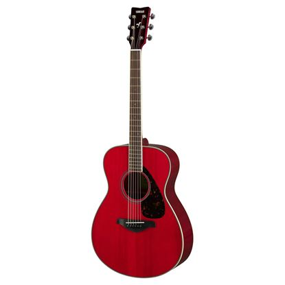 Yamaha FS820RR Acoustic Guitar Ruby Red