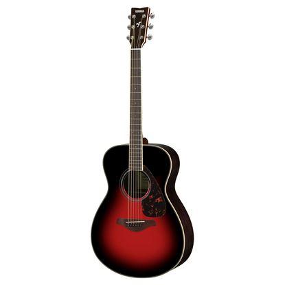 Yamaha FS830DSR Acoustic Guitar Dusk Sun Red