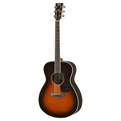 Yamaha FS830TBS Acoustic Guitar Tobacco Brown