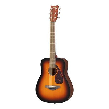 Yamaha JR2TBS Acoustic Guitar Small Body Tobacco Brown Sunburst