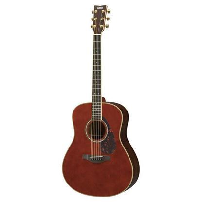 Yamaha LL16-DT//ARE Acoustic Guitar Dark Tinted