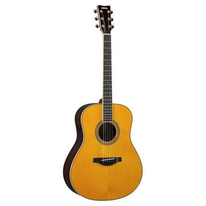 Yamaha LL-TA TransAcoustic Acoustic Guitar Vintage Tint Jumbo (LLTA LL16TAVTARE)