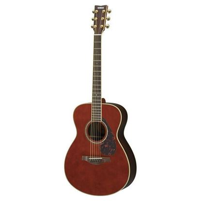 Yamaha LS6-DT//ARE Acoustic Guitar Dark Tinted