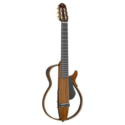 Yamaha SLG200NW Classical Large Silent Guitar - Natural (SLG200NW)