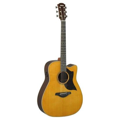Yamaha A5R ARE A Series Acoustic Guitar - Vintage Natural