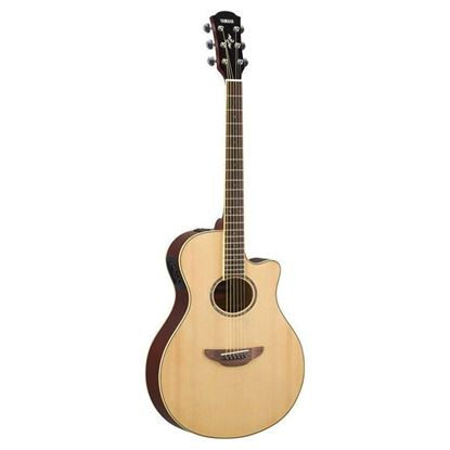 Yamaha APX600 Acoustic Guitar Natural (APX600NT)