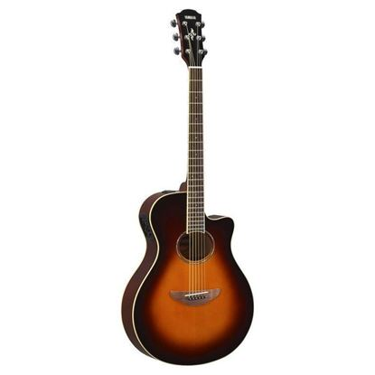 Yamaha APX600 Acoustic Guitar Old Violin Sunburst (APX600OVS)
