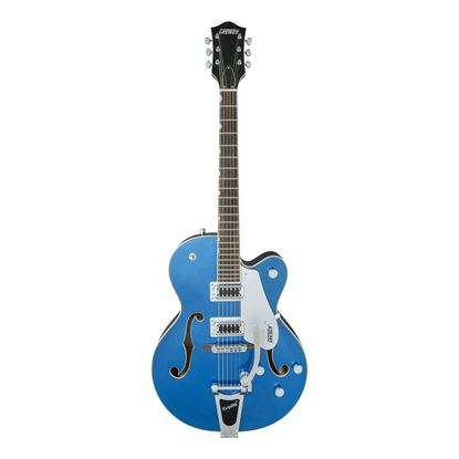 Gretsch G5420T Electromatic Hollow Body Singlecut Bigsby Electric Guitar - Fairlane Blue - Front