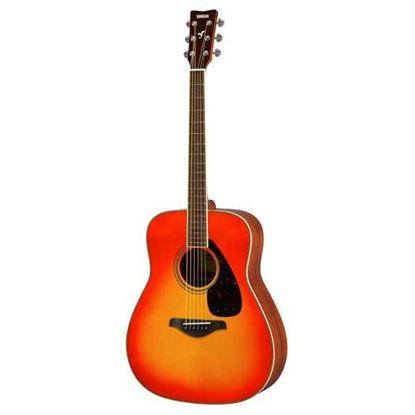 Yamaha FG820 Acoustic Guitar Autumn Burst