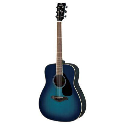 Yamaha FG820SB Acoustic Guitar Sunset Blue
