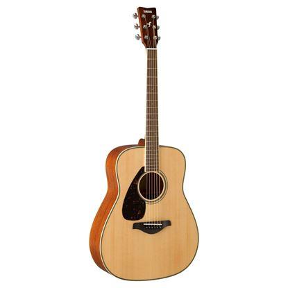 Yamaha FG820NT-L Left Handed Acoustic Guitar - Natural (FG820NTL)