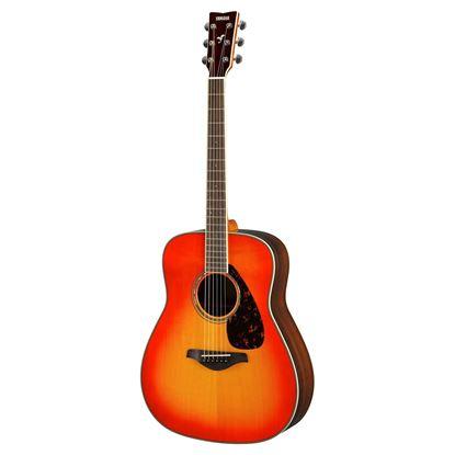 Yamaha FG830AB Acoustic Guitar Autumn Burst