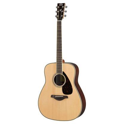 Yamaha FG830NT Acoustic Guitar Natural
