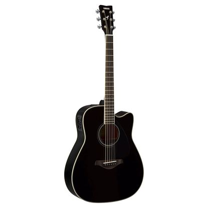 Yamaha FGX820CBL Acoustic Guitar Black