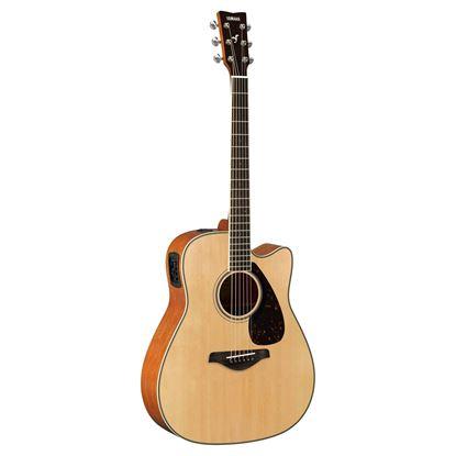 Yamaha FGX820CNT Acoustic Guitar Natural