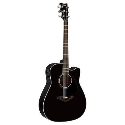 Yamaha FGX830CBL Acoustic Guitar Black