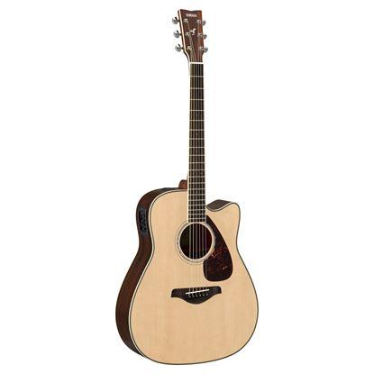 Yamaha FGX830CNT Acoustic Guitar Natural
