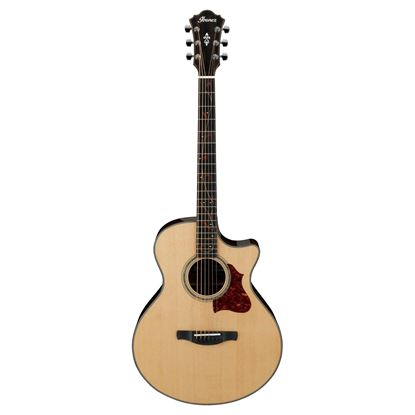 Ibanez AE255BT Acoustic Guitar - Natural High Gloss