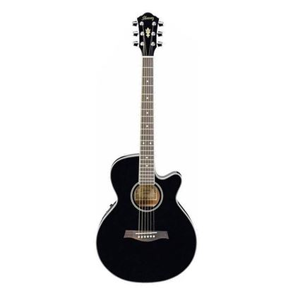 Ibanez AEG8E Acoustic Guitar Full View
