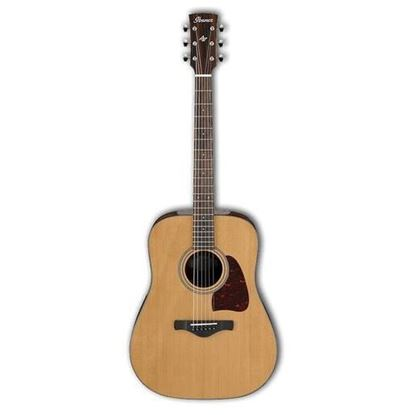 Ibanez AVD9 Artwood Vintage Dreadnought Thermo Aged Acoustic Full View