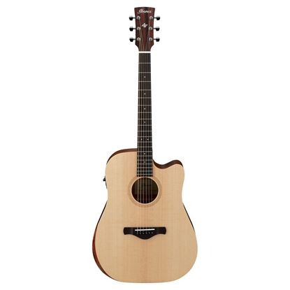 Ibanez AW150CE Acoustic Guitar - Open Pore Natural