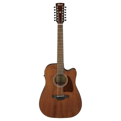 Ibanez AW5412CE 12 String Acoustic Guitar Full View