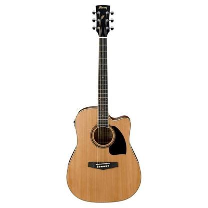 Ibanez PF17ECE Acoustic Guitar Full View