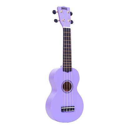 Mahalo M1 Rainbow Series Soprano Ukulele - Purple