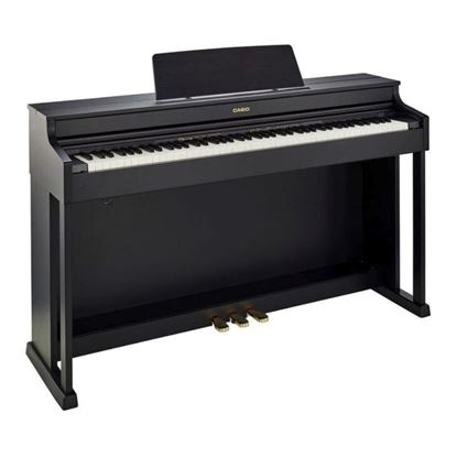 Casio AP470BK Celviano Digital Piano with Piano Bench Right