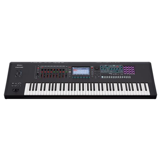 Roland FANTOM-7 Synth Workstation Keyboard - Front