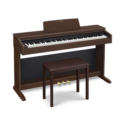 Casio AP-270 Celviano Digital Piano (Brown with Seat) AP270BN