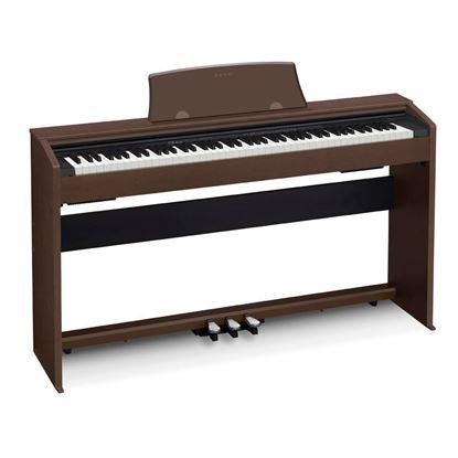 Casio Privia PX-770 Digital Piano (Brown) PX770BN