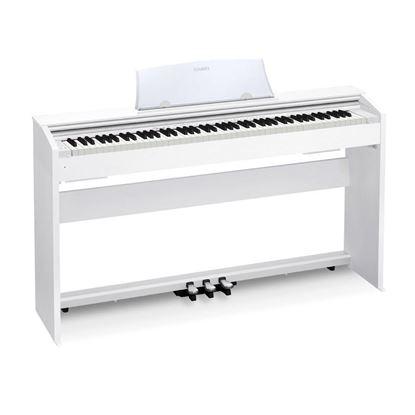 Casio Privia PX-770 Digital Piano (White) PX770WE
