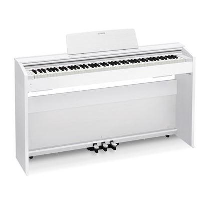 Casio Privia PX-870 Digital Piano (White) PX870WE