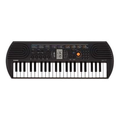 Casio SA77 Portable Mini Keyboard Top