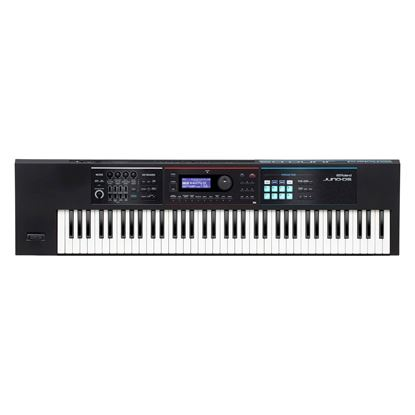 Roland JUNO-DS76 Synthesizer Mobile Synth (JUNODS76) - Top