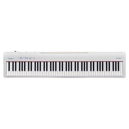 Roland FP-30 Digital Piano, White (FP30)