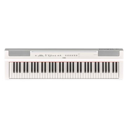 Yamaha P-121 Portable Digital Piano White (P121WH)