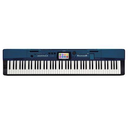 Casio PX-560MBE Privia Pro Production Keyboard 88 Keys Metallic Blue (PX560MBE)