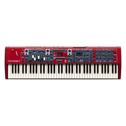 Nord Stage 3 Compact Keyboard 73-Key Hammer Action Portable - Front