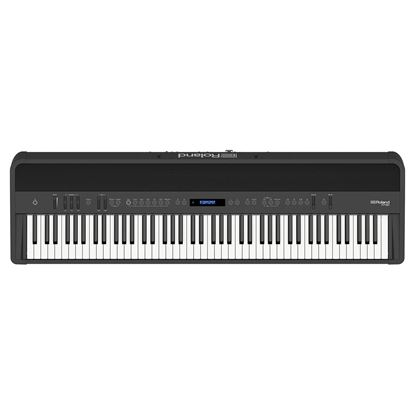 Roland FP-90 Digital Piano, Black (FP90)
