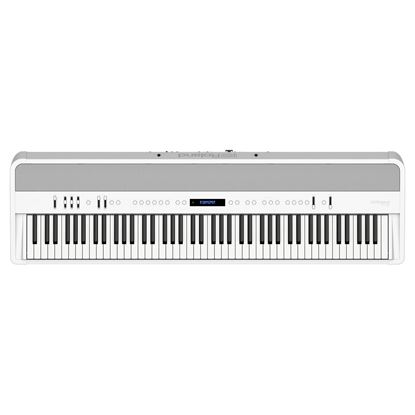 Roland FP-90 Digital Piano, White (FP90)