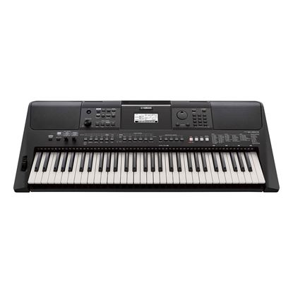 Yamaha PSR-E463 Portable 61 Key Keyboard (PSRE463)