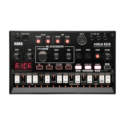 Korg Volca Kick Analogue Kick Drum Generator