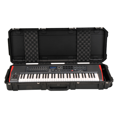 SKB 3i-4214-KBD iSeries Waterproof 61-Note Keyboard Case