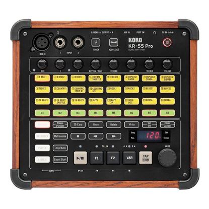 Korg KR-55PRO Drum Machine with Recorder/Mixer